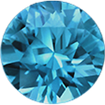 December London Blue Topaz