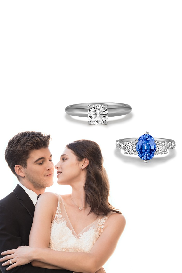 5 WAYS TO BUILD AN AFFORDABLE ENGAGEMENT RING