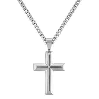 721fe26f315a Shop Mens Cross Necklaces and Unique Fine Jewelry Collections at ...