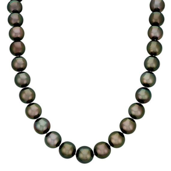 10-12mm Cultured Tahitian Pearl Stand (18 in.)
