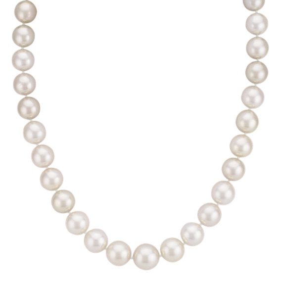 10-13mm Cultured South Sea Pearl Strand (18 in)