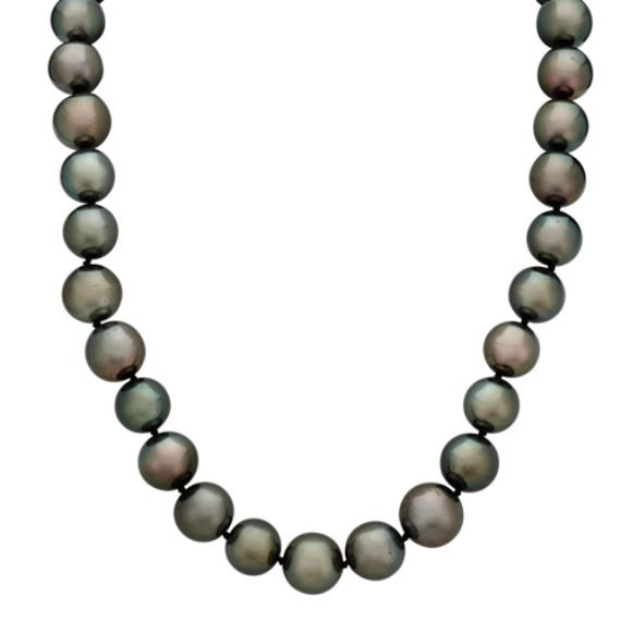 12mm Cultured Tahitian Pearl Strand (18 in)