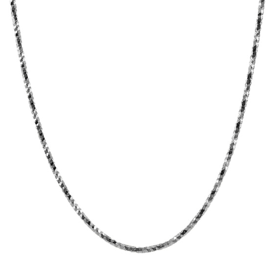 14k White Gold Snake Chain (22 in)