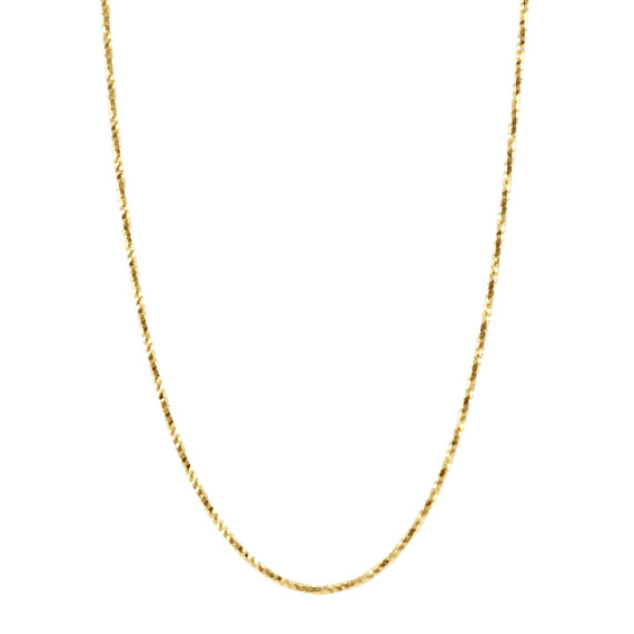 14k Yellow Gold Snake Chain (22 in)