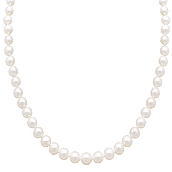 4-7mm Graduated Cultured Freshwater Pearl Strand (18 in)