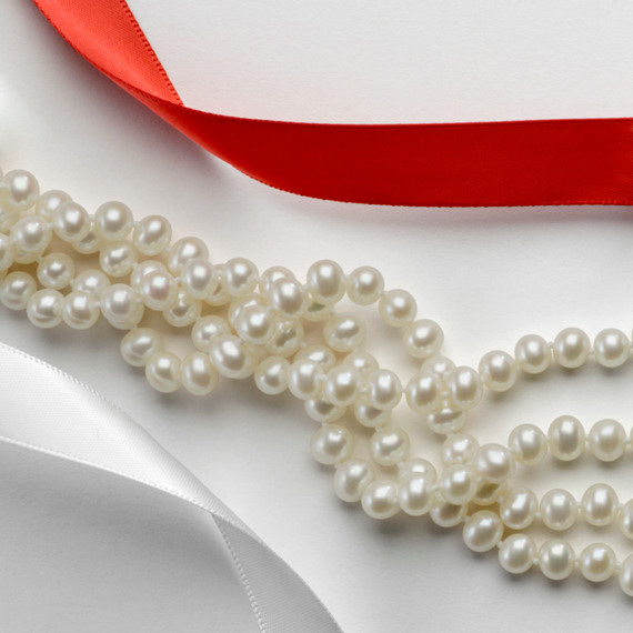 6mm Cultured Freshwater Pearl Endless Strand (65 in) image