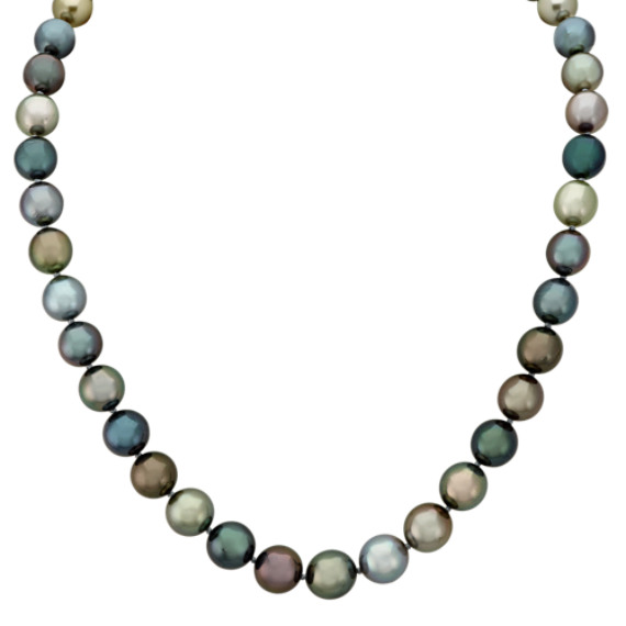 8.5-11mm Cultured Tahitian Pearl Strand (18 in.)