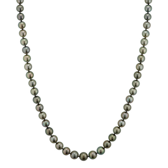 9-11mm Cultured Tahitian Pearl Strand (30 in)