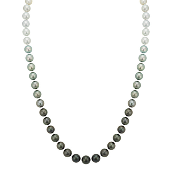 9-11mm Cultured Tahitian and South Sea Pearl Strand (26 in)