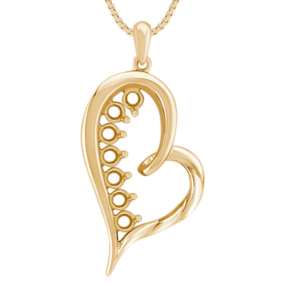 Family Collection Heart of Hearts Pendant