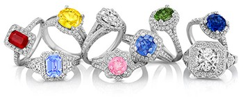 Shane Co. Taps Growing Demand for Engagement Rings With Colored Gemstones
