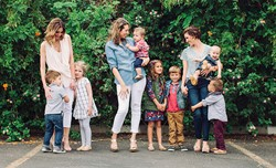 Fashion bloggers share thoughts on motherhood
