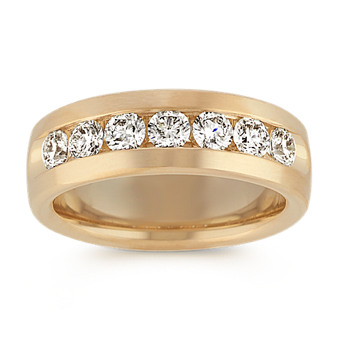 2954a4f2631 Men's Diamond Wedding Bands at Shane Co.