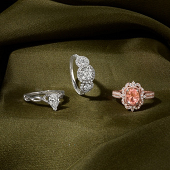 View The Best Collection Of Halo Engagement Rings At Shane Co