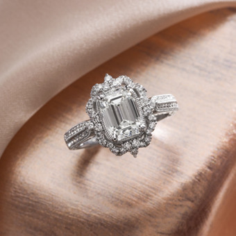 View Vintage Engagement Rings At Shane Co Antique