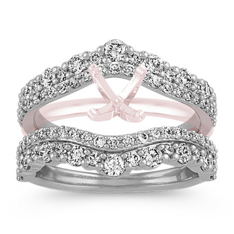 a55c216a2 Shop Ring Guards and Unique Fine Jewelry Collections at Shane Co.
