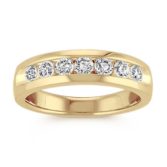Men S Diamond Wedding Bands At Shane Co Page 1