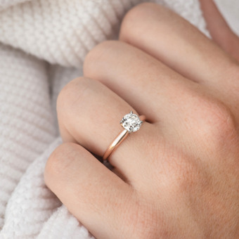 44e64a15d Rose Gold Wedding Rings and more Fine Jewelry | Shane Co.