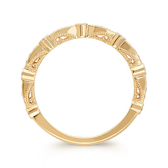 View Shane Co S Yellow Gold Wedding Bands Yellow Gold Rings