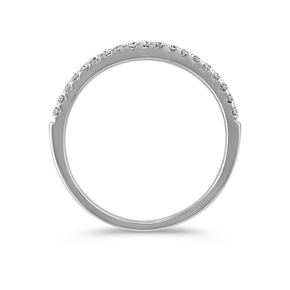 Classic Diamond Wedding Band image