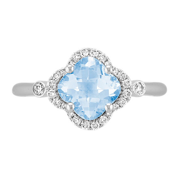 aquamarine engagement rings ebay aqua bhp ring estate