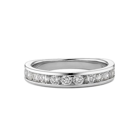 channel setting diamond