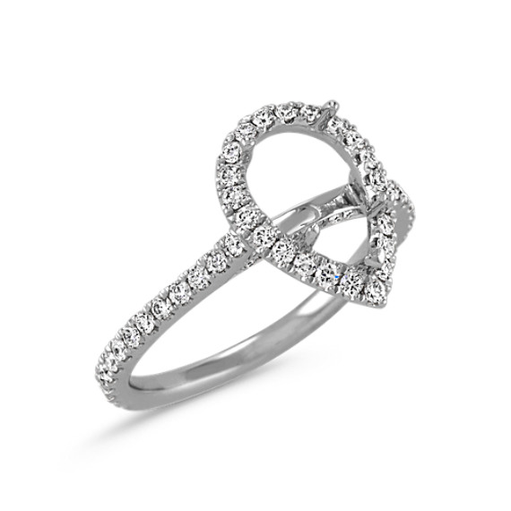 Bridal & Wedding Party Jewelry Jewelry & Watches Cheap Price 1.50 Ct Pear Diamond Wedding Party Bridal Ring Band Set 14k White Gold Size 4
