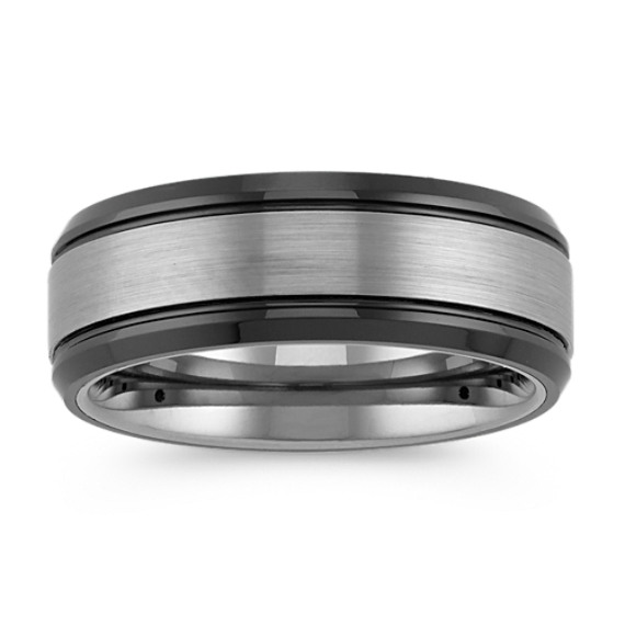 Max-T Comfort Fit Titanium Band (8mm)