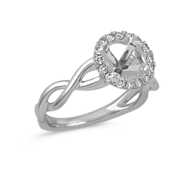 Removing Halo From Diamond Rings