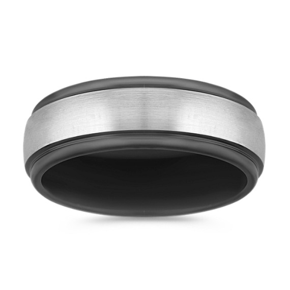 Titanium Comfort Fit Ring (7mm)