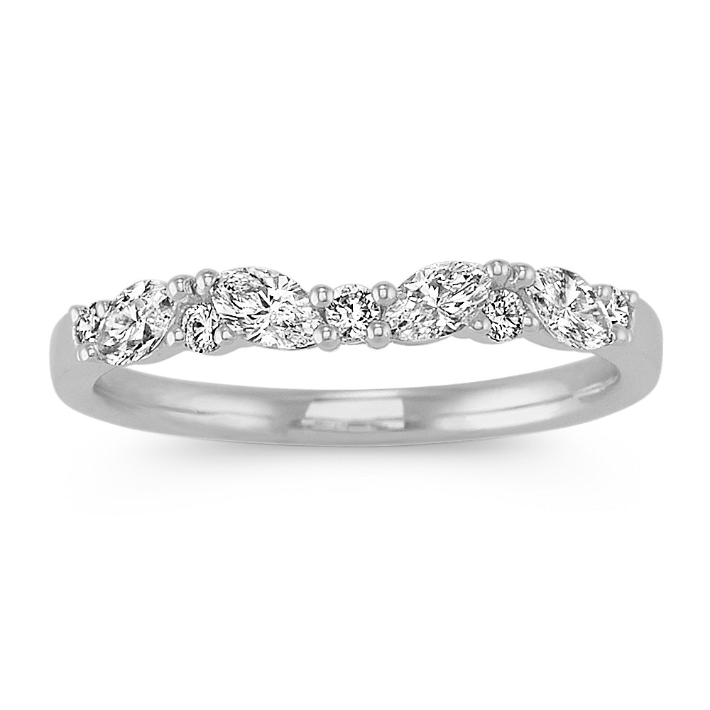 jewellery band diamond eternity wedding bands lugaro top bridal marquise