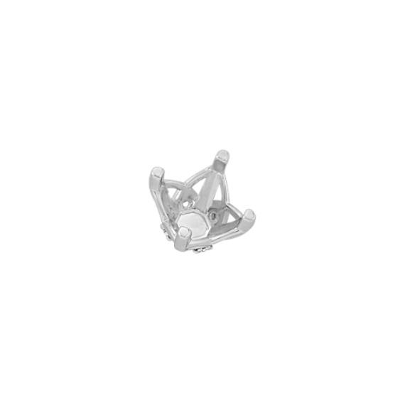 Diamond Accented Trellis Decorative Crown