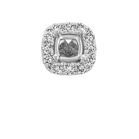 Grand Melee Diamond Halo Decorative Crown