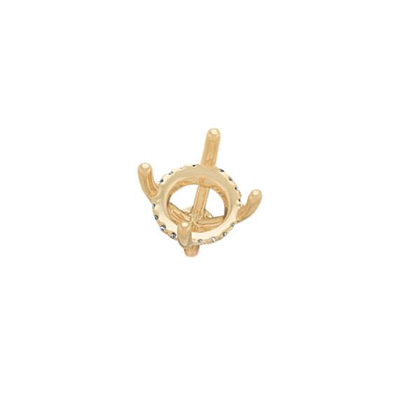 Diamond Accent Decorative Crown