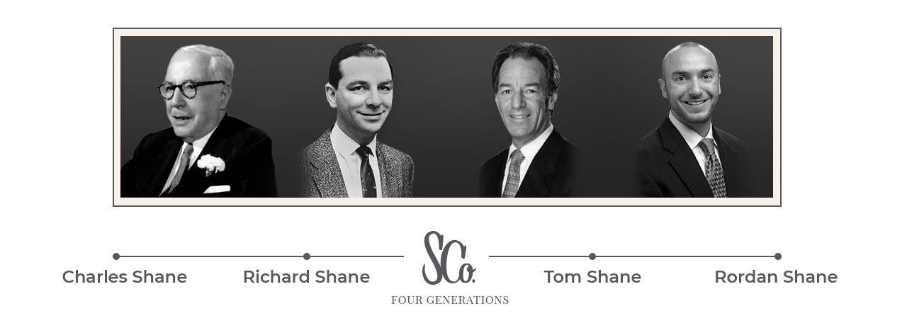 Four Shane Company Generations